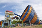 Amusement Park Equipment Custom Water Slides Indoor Swimming Pool Water Slide