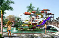 Aqua Play Water Park  Spiral Water Slide for Kids or Adults Summer Entertainment
