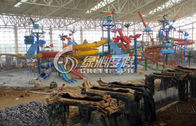 Large Water House Water Park Project Construction with Amusement Park Equipment
